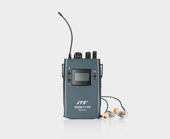 Wired Amp Wireless Microphone In Ear Monitoring System