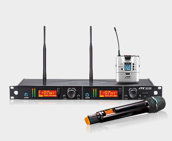 Wired Wireless Microphone Wireless Microphones Uf 20 System