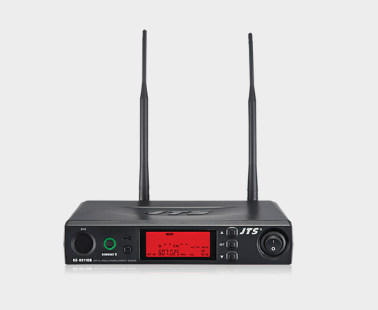 Wired & Wireless Microphone - Accessories - RU-8011DB - JTS
