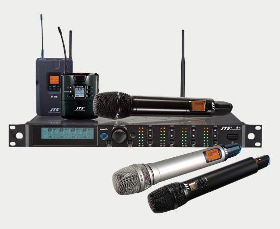 Wired & Wireless Microphone - Wireless Microphones - R-4