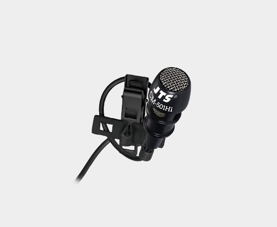 Wired & Wireless Microphone - Accessories - CM-501Hi - JTS